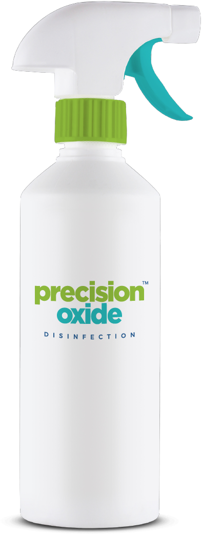 Precision oxide bottle